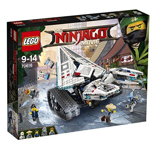 La Chenille de Glace de Zane  – 70616 – Lego Ninjago