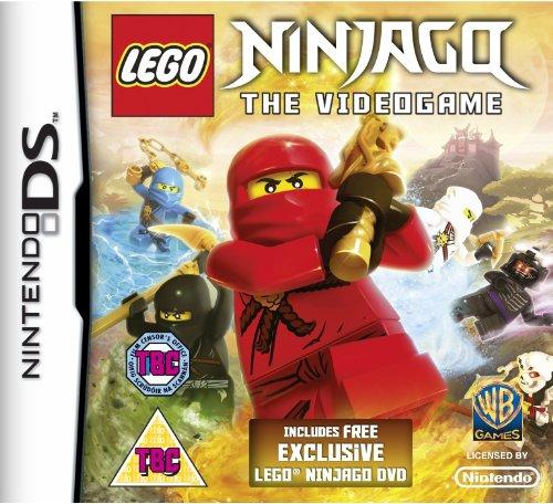 Lego Ninjago – Game plus DVD [import anglais]