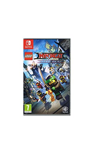 Lego Ninjago Movie SWITCH AT [Import allemand]