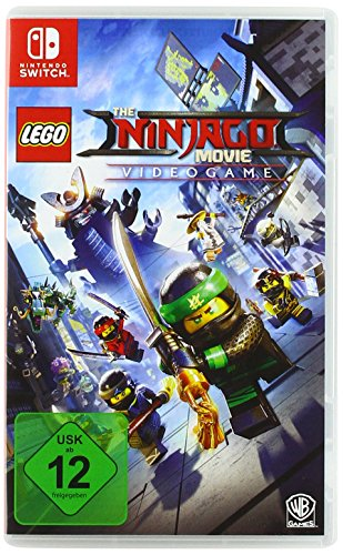 Lego Ninjago Movie Videogame SWITCH [Import allemand]