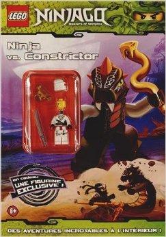 Lego Ninjago 5 : Ninja Vs Constrictor