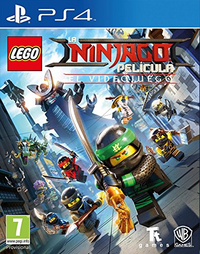 Lego Ninjago – PlayStation 4 Jeux En Francaise Box Spain