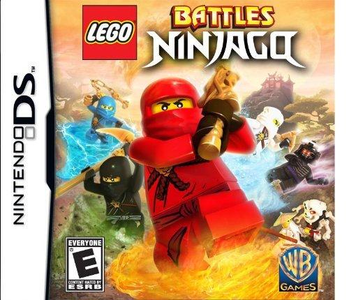 Lego ninjago nds nds jeu x