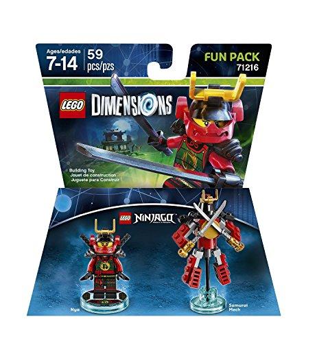 Ninjago Nya Fun Pack – LEGO Dimensions by Warner Home Video – Games