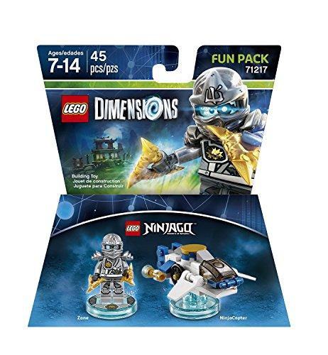Ninjago Zane Fun Pack – LEGO Dimensions by Warner Home Video – Games