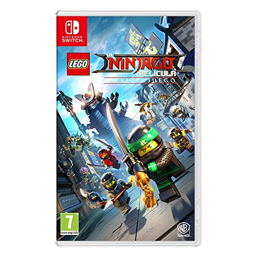 The LEGO NINJAGO Movie Videogame – Nintendo Switch Jeux En francais