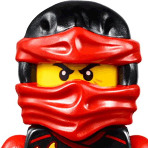 LEGO ® Ninjago ™ série 3 le2 édition limitée-Spinjitzu Maître Kai