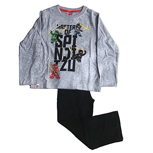 ninjago Lego Pyjama 4/6/8/10 Ans