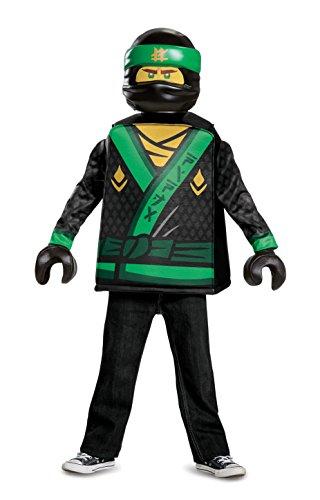 LEGO Ninjago Lloyd Costume,  4–6ans