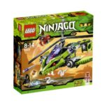 LEGO Ninjago Playthème - 9443 - Jeu de Construction - Le Sercoptère