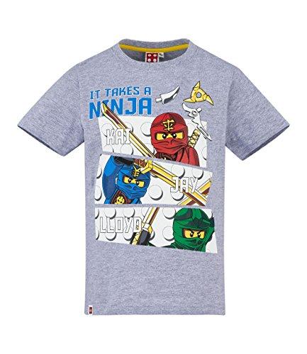 Lego Ninjago Garçon Tee-Shirt – Gris