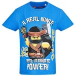 Lego Ninjago Garçon Tee-Shirt - Bleu