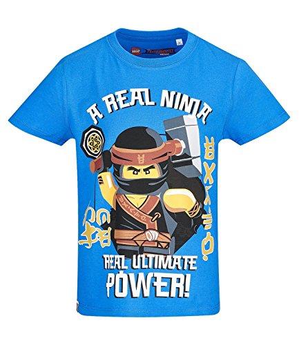 Lego Ninjago Garçon Tee-Shirt – Bleu