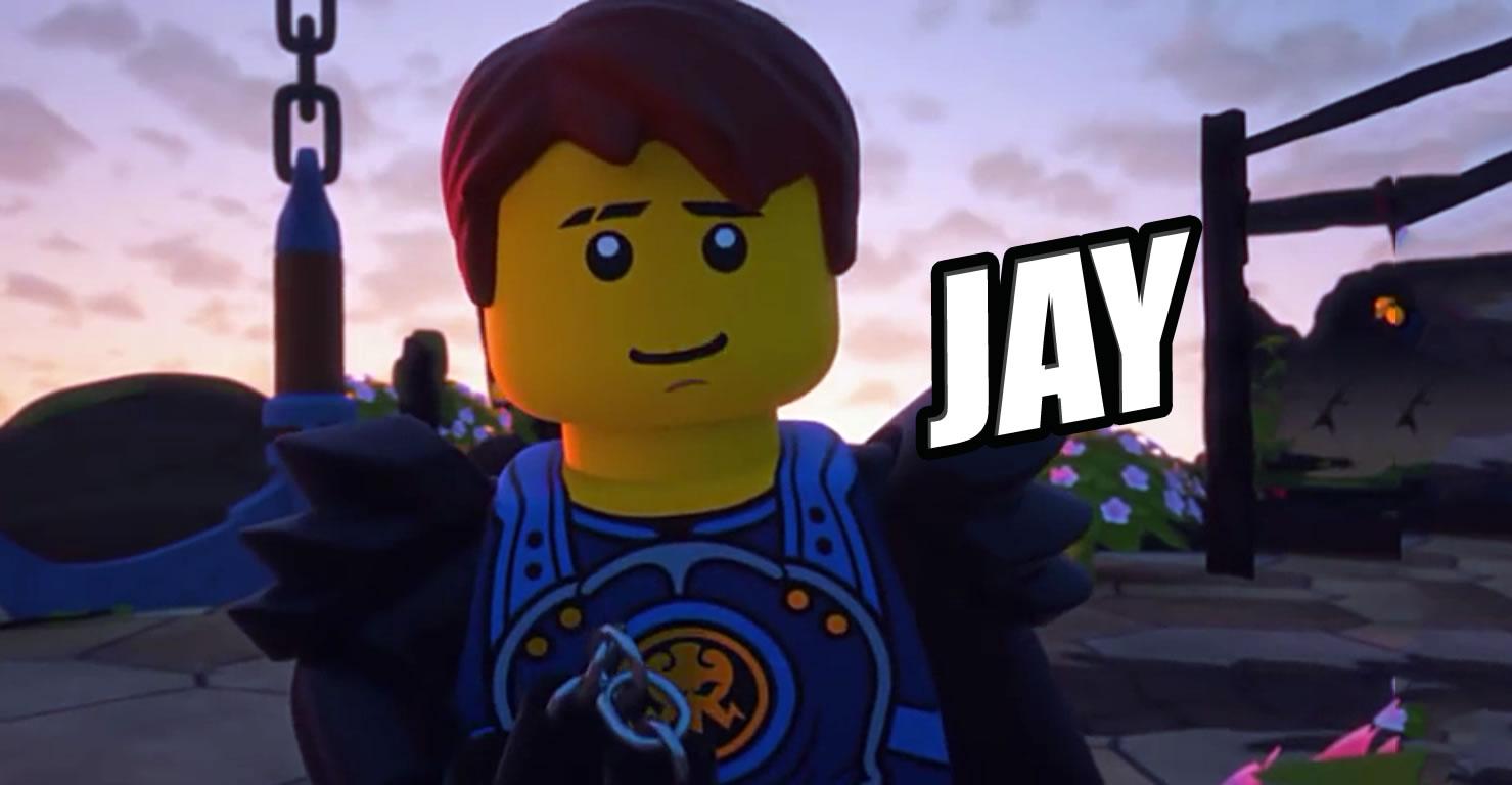 Jay Walker   Ninjago City