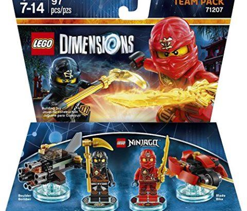LEGO Dimensions, Ninjago Team Pack by Warner Home Video – Games