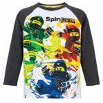 LEGO NINJAGO T-Shirt Ninjago 4/6/8/10 Ans