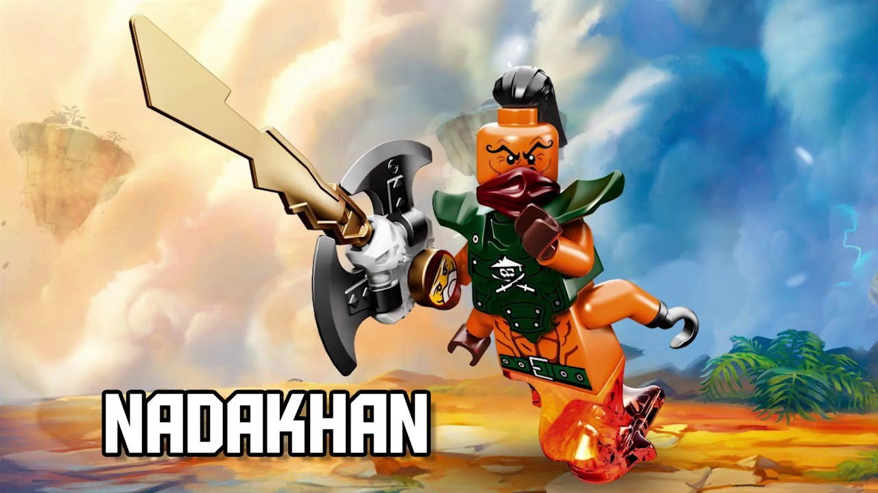 Nadakhan le Djinn