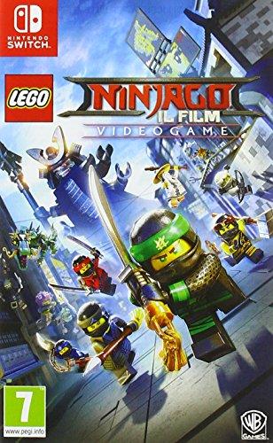 LEGO NINJAGO FILM VIDEOGAM