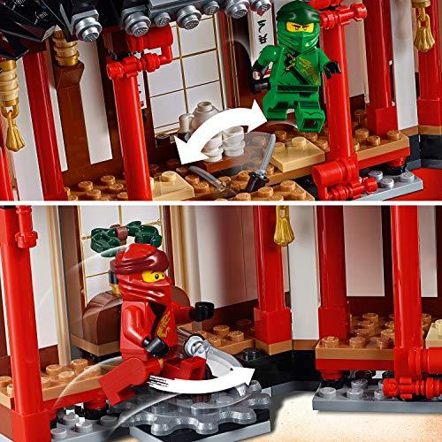 70670 De Lego Ninjago Le Monastère Spinjitzu Jeu wOkXZPiuT