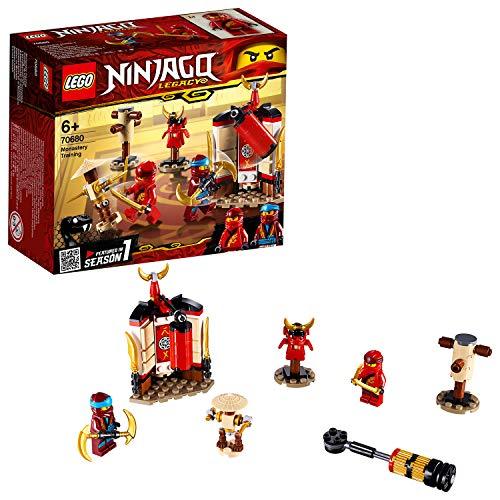 LEGO NINJAGO – L'entraînement au monastère – 70680 – Jeu de construction