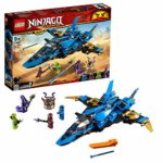 LEGO NINJAGO - Le supersonic de Jay - 70668 - Jeu de construction