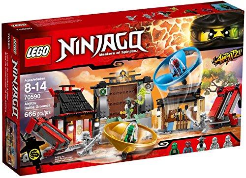 Lego Ninjago – 70590 – L'arène De Combat Airjitzu