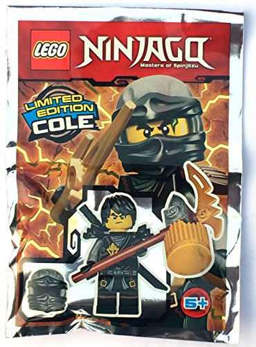 Ninjago Lego 891722 – Cole – Limited Edition