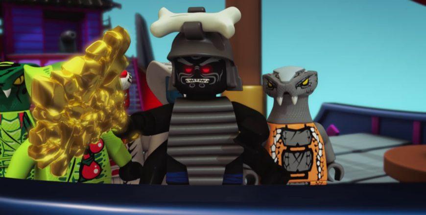LEGO Ninjago : Rejoins l'aventure avec tes Ninja préférés !