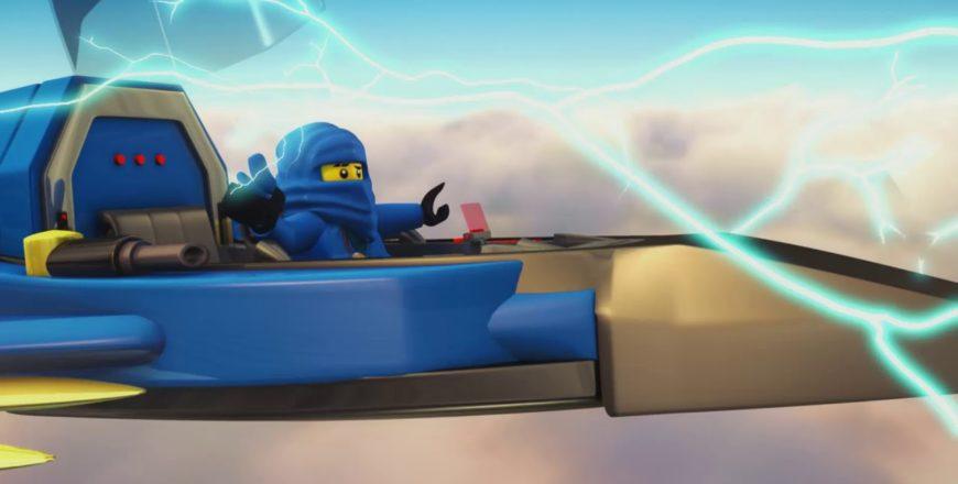 LEGO Ninjago : Jay et son Jet Supersonic