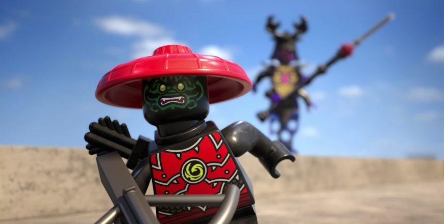 LEGO Ninjago – La bataille finale : Lloyd le Ninja d'or contre Overlord