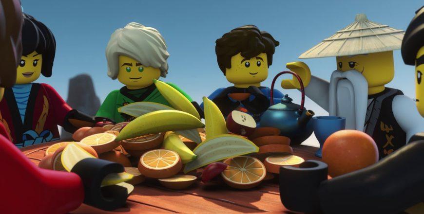 LEGO Ninjago : Les Maîtres du Spinjitzu – Cours Supplémentaire