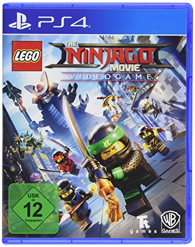 Warner Bros The LEGO Ninjago Movie Videogame PS4