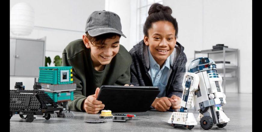 Propulsez la FORCE à un niveau supérieur : LEGO Star Wars BOOST Droid Commander