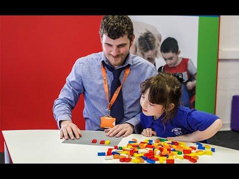 Comment les briques Lego en Braille aident les enfants à apprendre!
