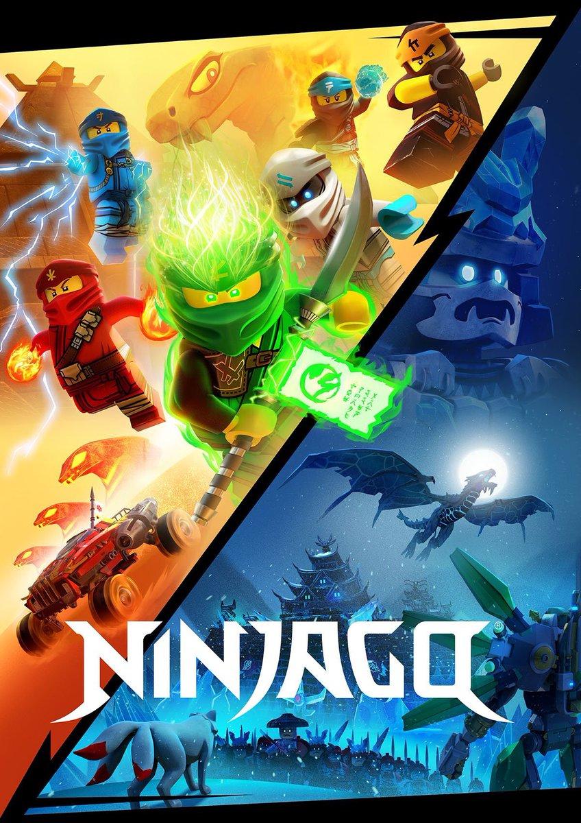Ninjago saison 11 complètement confirmée!!!