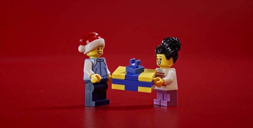 #BuildtoGive (Construire pour donner) – Aidez-nous à donner 1 million de boîtes LEGO !
