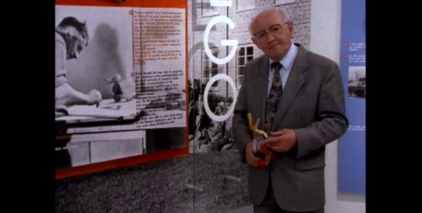 Godtfred Kirk Christiansen a 100 ans