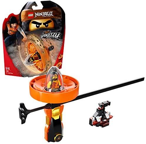 Toupie Spinjitzu Cole, Maître du Spinjitzu – 70637 LEGO Ninjago