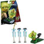 LEGO®-NINJAGO® Spinjitzu Slam Lloyd Jeu pour Enfant 7 Ans et Plus,Briques de Construction Garçon et Fille, 70 Pièces 70681