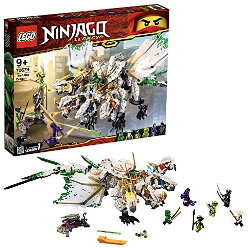 L'Ultra Dragon Ninjago 70679 Confidential