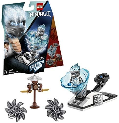 Spinjitzu Slam Zane, 63 Pièces 70683 Lego Ninjago