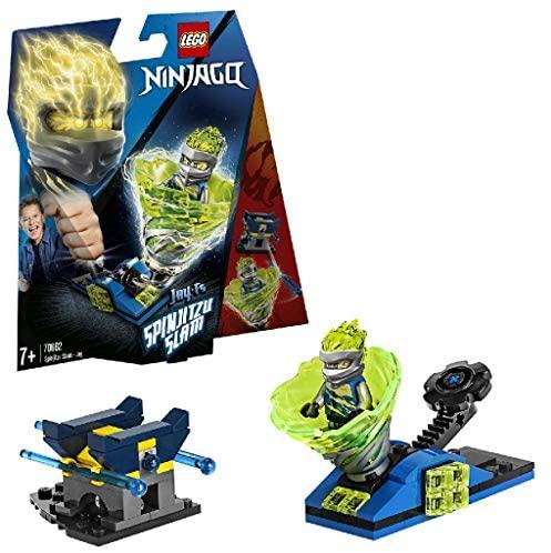 Toupie Spinjitzu Slam Jay, 72 Pièces 70682 Lego Ninjago
