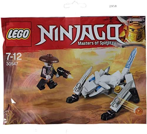 Dragonhunter Polybag, LEGO Ninjago 30547