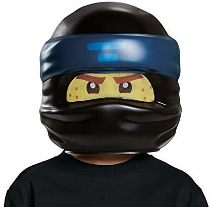 Déguisement Lego Ninjago Masque Jay, Taille Unique