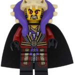 LEGO Ninjago Minifigur Master Chen with claw (70749)