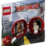 LEGO Ninjago 35-Piece Kai's Dojo Pod Mini Construction Set