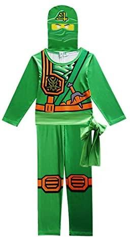 Ninjago Warrior Déguisement Costume avec Arme