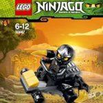 LEGO Ninjago: Cole ZX's Voiture Jeu De Construction 30087 (Dans Un Sac)