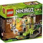 LEGO Ninjago Playthème - 9440 - Jeu de Construction - Le Tombeau des Venomari