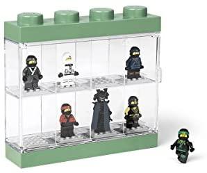 Vitrine pour 8 figurines Lego